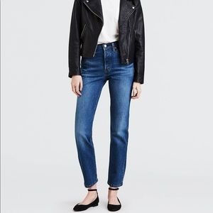 Levi's 501 Jeans for Women Straight Leg NEW